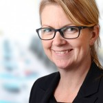 Porträtt av konferenssäljaren Anette Gustafsson